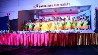 Lamba Caribe - 4thYr (CSR-T 15th Foundation Anniversary)