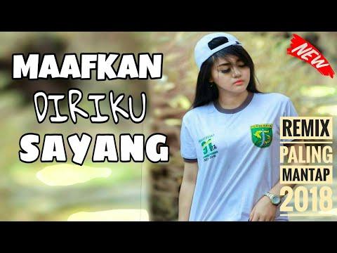 DJ MAAFKAN DIRIKU SAYANG REMIX |cover By Kapten Cantik|
