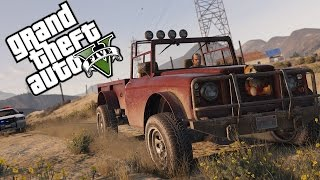 "Murder Squad! ""GTA V Funny Moments"""