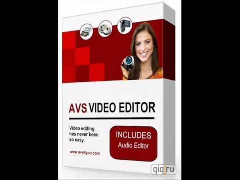 avs video editor 6.0 full crack