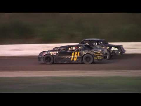 Genesee Speedway Street Stock Feature 7-8-17