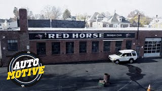 Red Horse Motoring Club: Auto Motive - Exploring What Makes the Wheels Turn