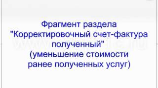 Учет НДС в программе 1С: Бухгалтерия 7.7