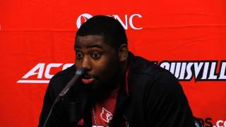 sheldon rankins boston college post game 10 24 2015