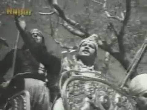 Samrat Prithvi Raj Chauhan (1953) Part 2 of 2