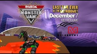 ROBLOX Monster Jam Minneapolis 2013 Freestyle