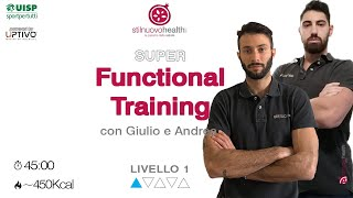 Functional Training - Livello 1 - 1