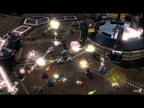 End Of Nations Goes Massive Trailer Gameplay - MMO HD TV (1080p)