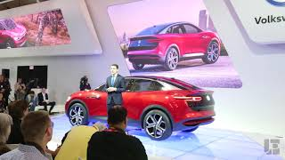Volkswagen Electrify Canada + I.D. CROZZ Reveal at the 2019 Canadian International Auto Show
