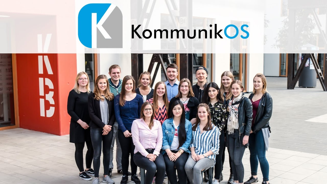 PR-Initiative KommunikOS der Hochschule Osnabrück