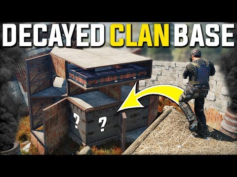 RUST DECAYED CLAN BASE FIND GAVE CRAZY DECAYED JACKPOT SULFUR LOOT - Rust Survival Gameplay | S21-E3 thumbnail