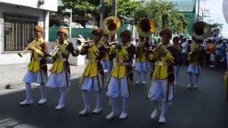 Rosario 2013 - Banda Kabataan Sta. Maria Magdalena (Amadeo, Cavite)