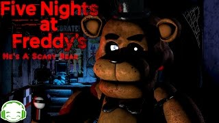[SFM Fnaf] He's A Scary Bear by Griffinilla