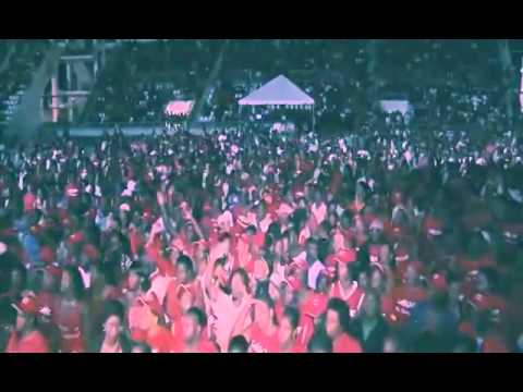 Sernel Live Performance @ Dominica National Stadium ft Donnie MacClurkin