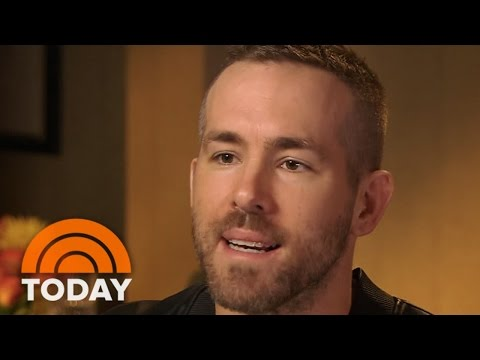 Ryan Reynolds New Film 'Woman in Gold' | TODAY