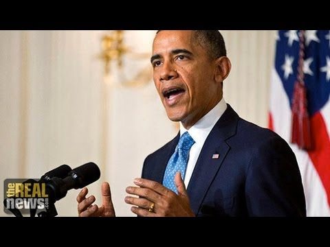 Obama Rebukes Israeli-Saudi Attack on Iran Nuclear Deal