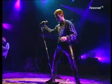 DAVID BOWIE - BREAKING GLASS - LIVE LORELEY 1996 - HQ