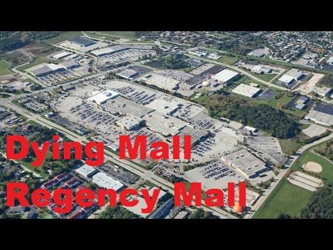 Dead Mall: Regency Mall - Racine, WI