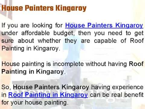 Why to Hire Painters and Handyman in Kingaroy?
