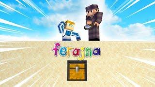 ZNALEŹLIŚMY SKARB-NIESPODZIANKĘ! | Minecraft Ferajna