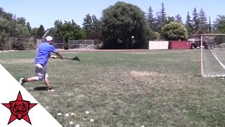 Lacrosse: Ball Resurfacing (Easy)