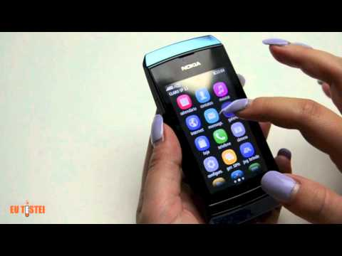 Feature Phone Nokia Asha 305 - Resenha Brasil