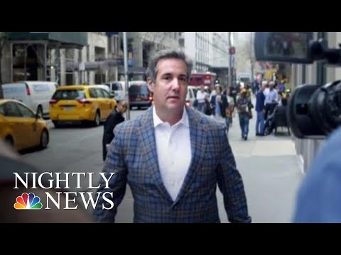 Michael Cohen Begins Three-Day Marathon Of Testimony On Capitol Hill | NBC Nightly News