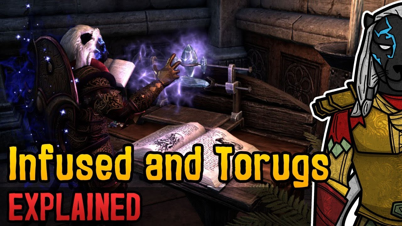 Infused and Torug's Pact explained - Woeler