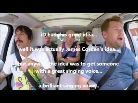 iDs car pool Karaoke