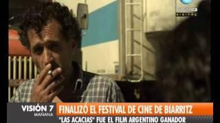 """Visión Siete: """"Las Acacias"""", galardonada mejor película del Festival de Biarritz"""