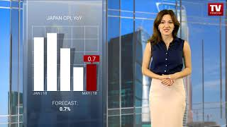InstaForex tv news: USD shaken as investors lock in profits (22.06.2018)