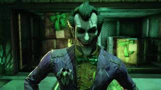 Batman return to arkham asylum. Me being retarded