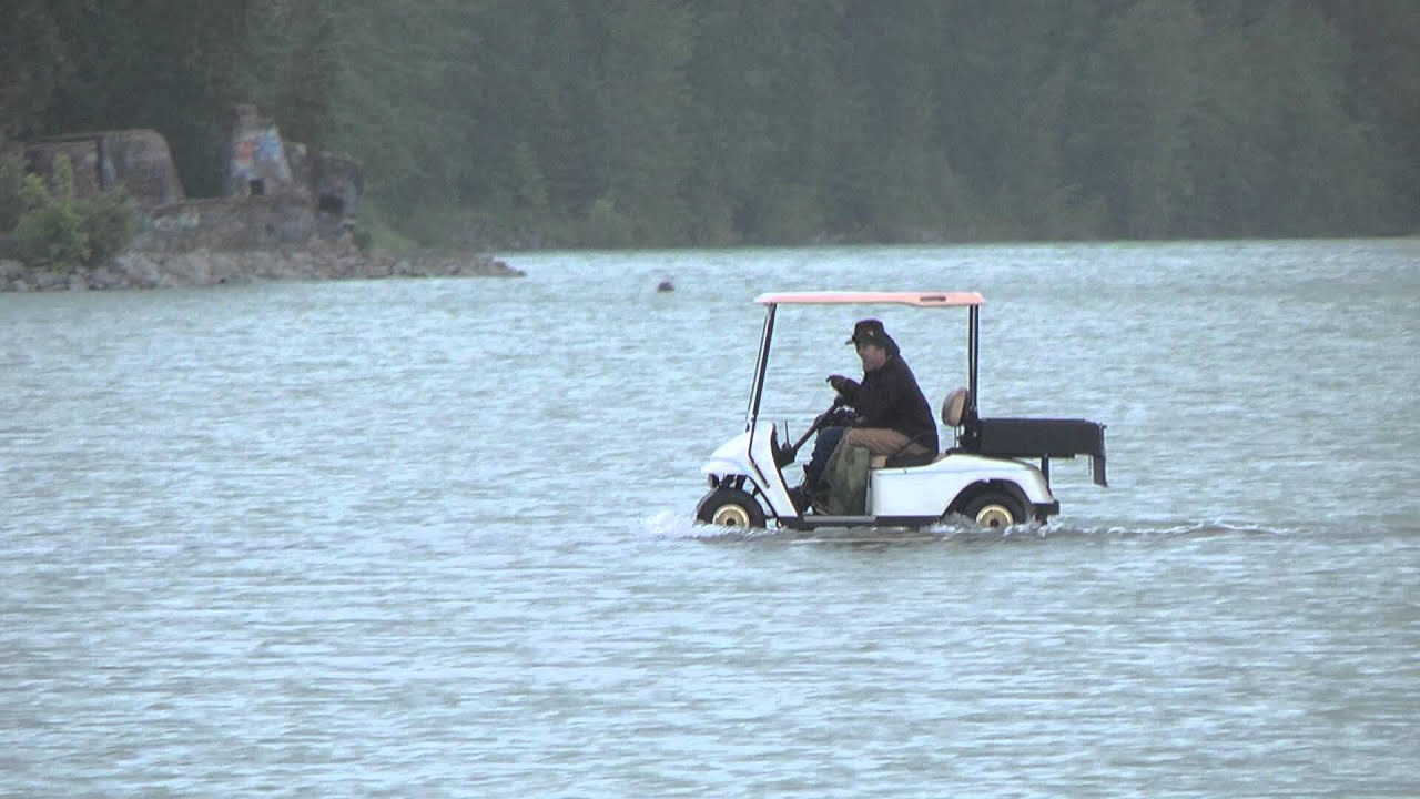 golf cart walks on water.mov Golf Cart In Water on bicycle in water, go kart in water, golf hole in water, backhoe in water, golf near water, golf hole on water, tools in water, scooter in water, electric vehicle in water, gps in water, trailer in water, generator in water, volkswagen in water, grill in water, camper in water, wheelchair in water, golf by water, bus in water, utv in water, plants that grow in water,