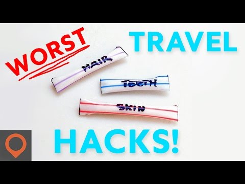 7 WORST Travel Hacks Unveiled!