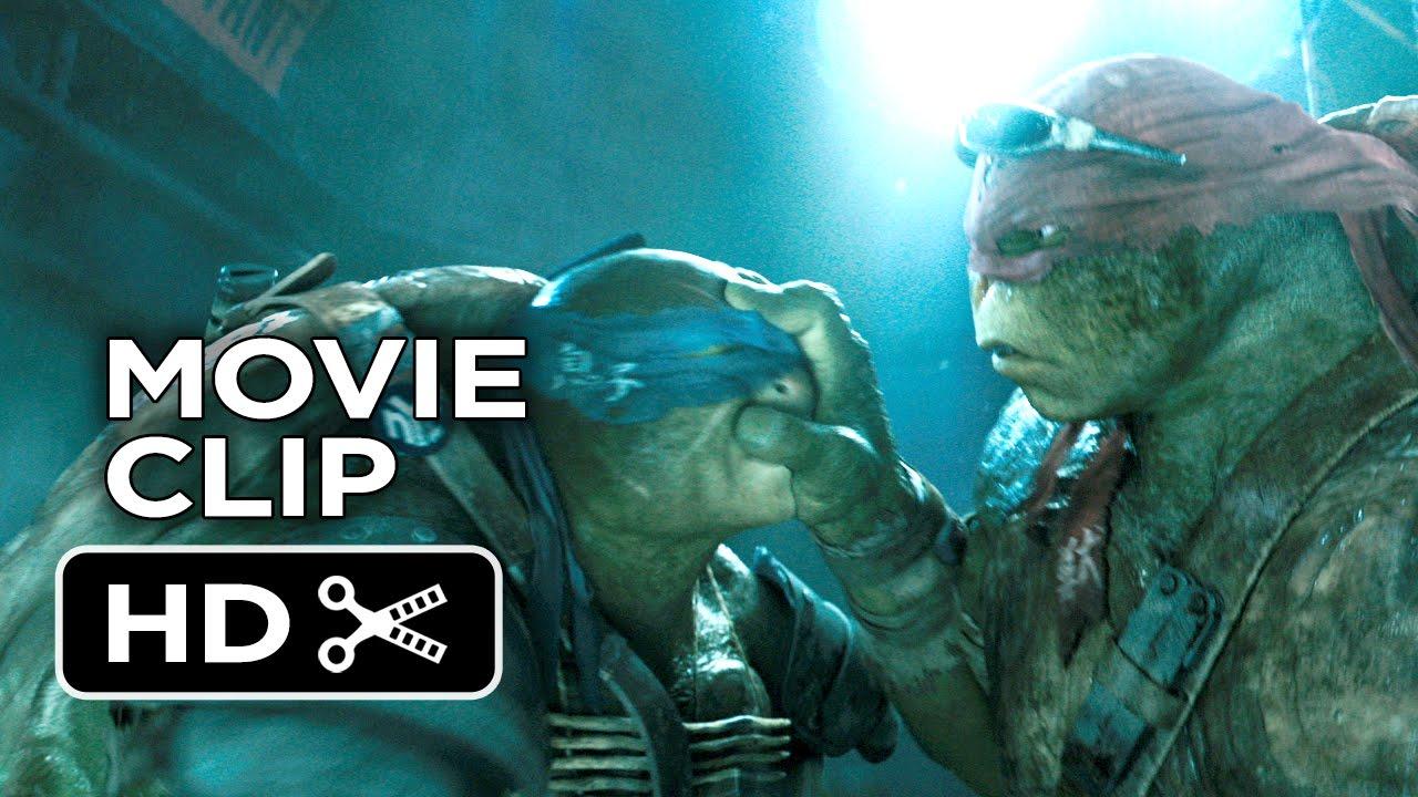 Teenage Mutant Ninja Turtles Movie CLIP - Sneaking In (2014 ...