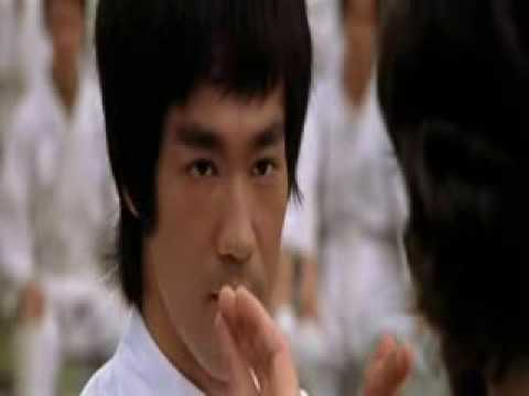 Enter The Dragon - Fight With O