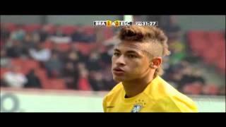 Neymar Jr. - Goals&Skills - 2011 - HD