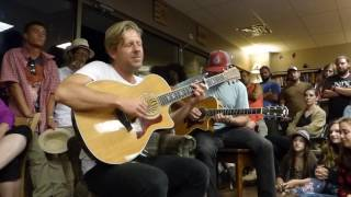 Collide, The House of God Forever + Q&A - Jon Foreman Aftershow @ Red Rocks
