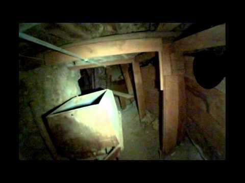 Exploring Multi Level Silver Mine Shafts And Tunnels In Large Mine