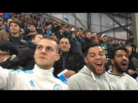 Ambiance Stade Vélodrome de Marseille - Avant match O.M/PSG - 2016-02-07 - 1080p