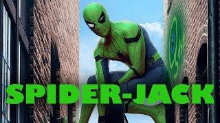 Spider-Jack Homecoming Trailer | Jacksepticeye Voice-Over