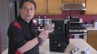 How to Build a $600 PC- i5-6600, 850 EVO M.2, & Windows 10