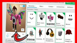 🌟(CREAMOS) the [PERFIL] of *Cerso93* without robux💰 in ROBLOX