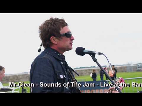 Mr Clean   Sounds of The Jam  Live at the Bandstand - 12th August 2017 4K
