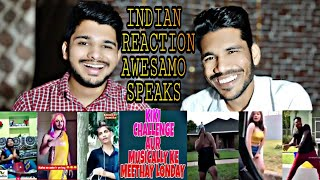 Indian Reaction On deleted Video of Khujlee Family | Awesamo Speaks | M Bros India