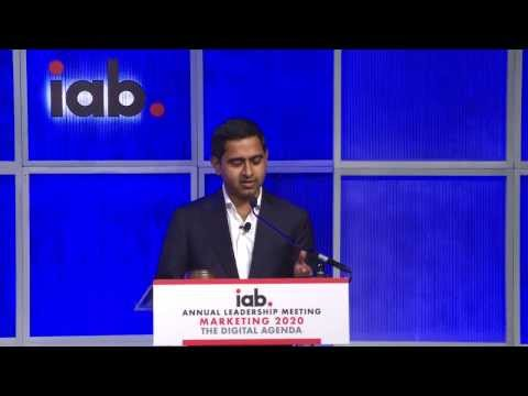 Vivek Shah, Ziff Davis on Curtailing Online Traffic Fraud at 2014 IAB Annual Leadership Meeting