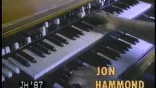 Vintage Episode of The Jon Hammond Show Chicago Special