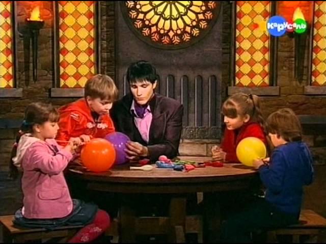 Школа Волшебства 2 сезон №20 (Воздушные шарики)
