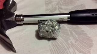 Making a good polished foil ball