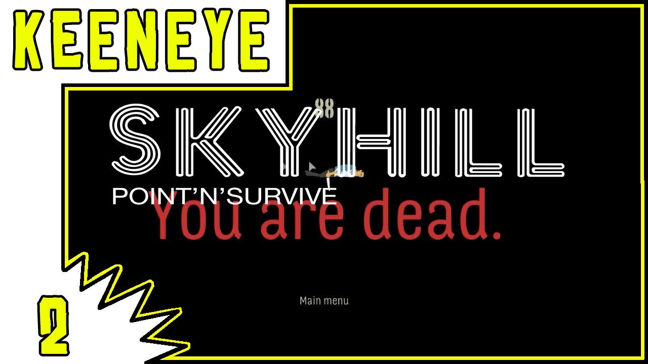 Skyhill Run With The Hunted